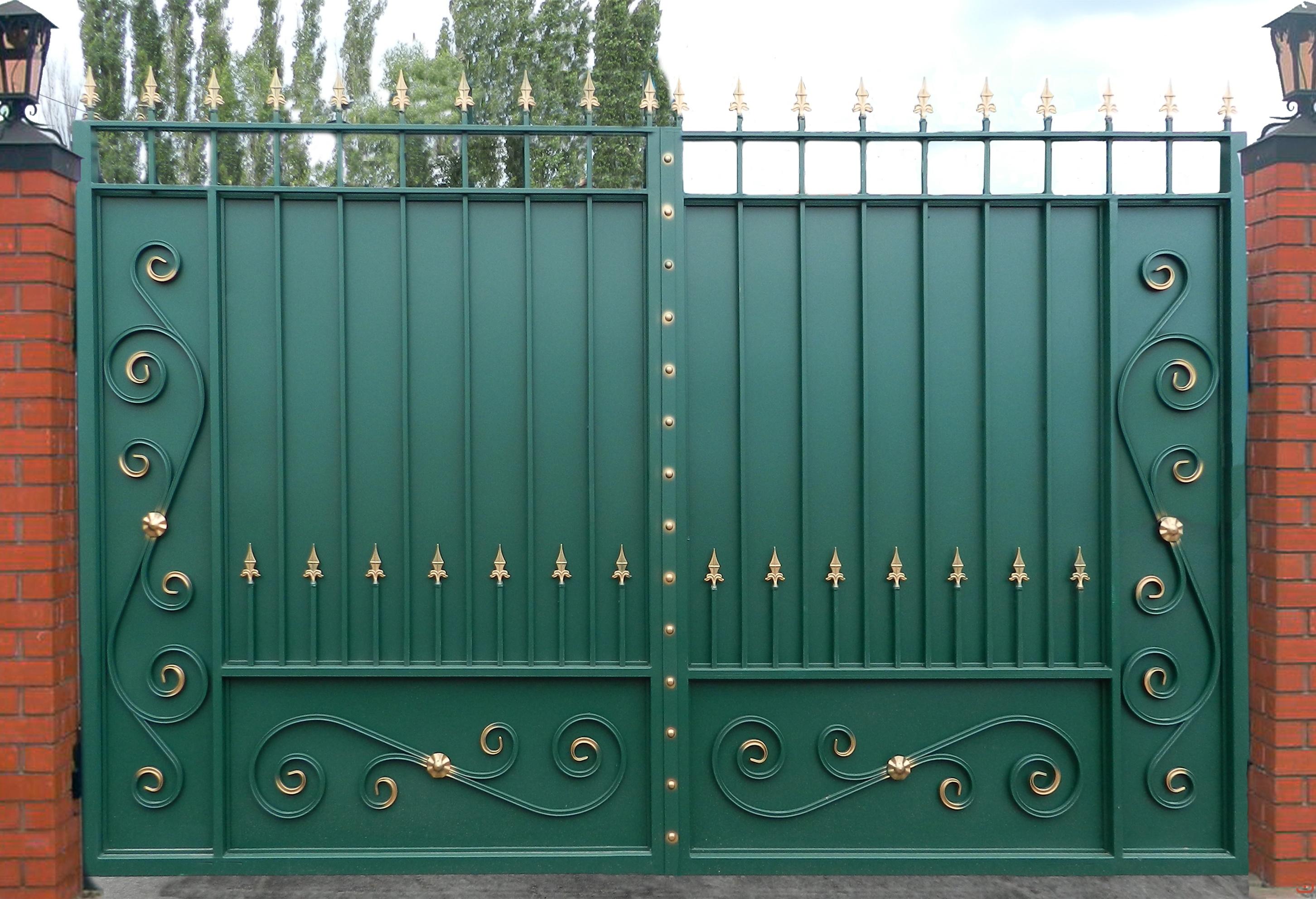 Фото картинки ворота
