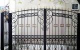 фото: кованые ворота 34