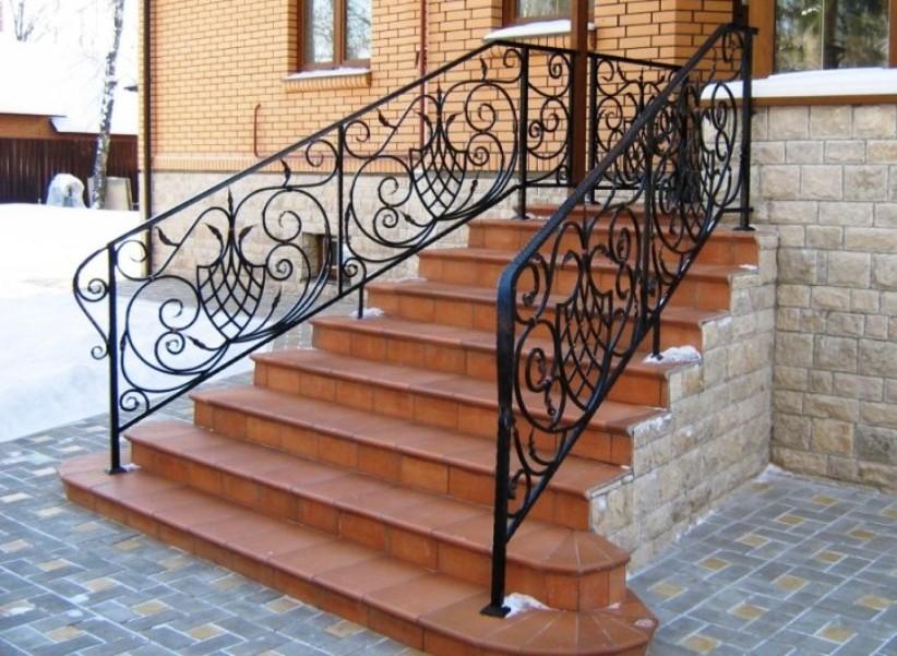 Входные лестницы из металла в самаре фотогалерея