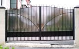 фото: кованые ворота 22