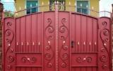 фото: кованые ворота 33