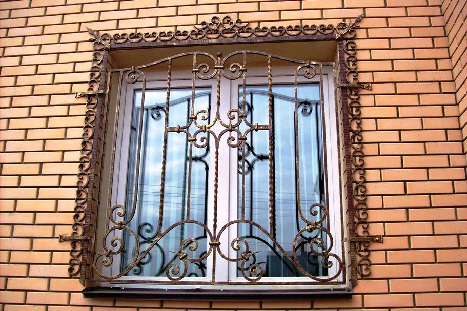 Решетки на окна ярославль
